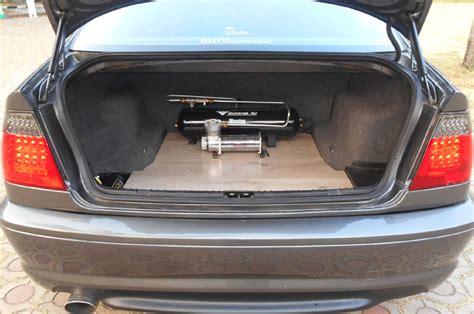 Tv Mobil Bmw mobil bmw 318i pakai air suspension buat show dan harian