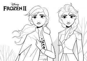 frozen   printable coloring pages  kids