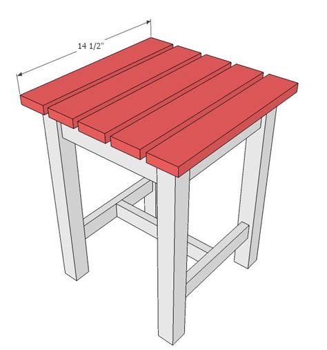 Adirondack Stool Plans by Adirondack Stool Plans Woodworking Projects Plans