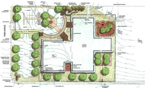Landscape Layout The C S Companies Landscape Architecture