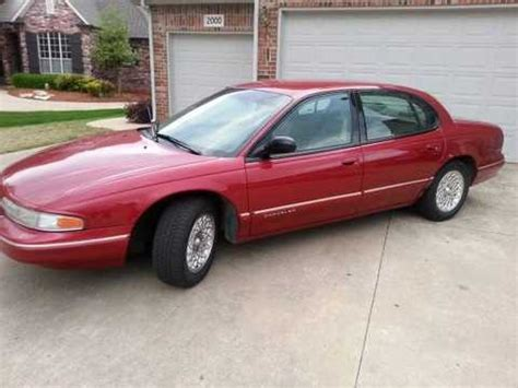 1997 chrysler lhs specs pictures trims colors cars com 1997 chrysler lhs specifications cargurus
