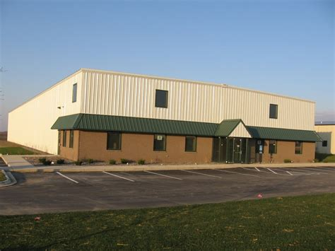 General Steel Homes by Minot Nd Construction Design Build General Contractors