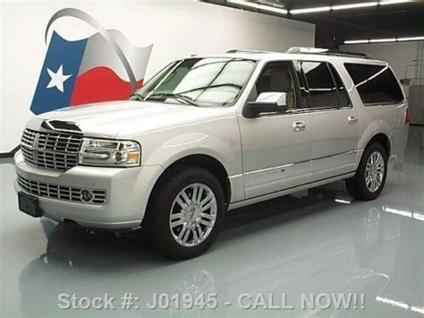 service manual 2010 lincoln navigator l sunroof replacement buy used 2010 lincoln navigator