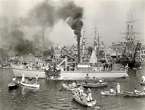 barco a vapor no seculo xix 17 agosto 1801 varato il primo sommergibile che ispirer 224
