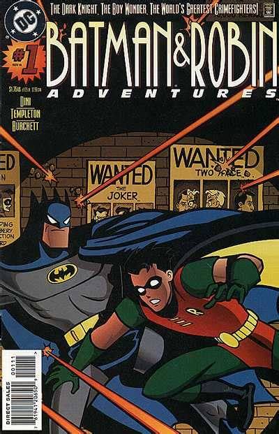 batman robin adventures vol 2 books batman robin adventures vol 1 dc comics database