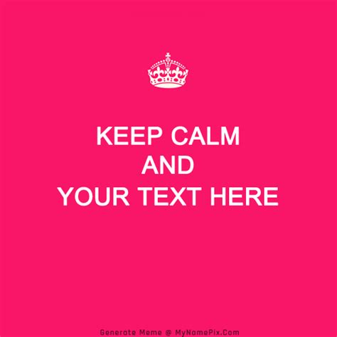 Stay Calm Meme Generator - keep calm meme generator download image memes at relatably com