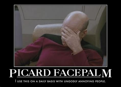 picard meme facepalm www imgkid com the image kid has it