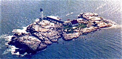 White Island Light Lighthouse To The Rescue Pathways Of The