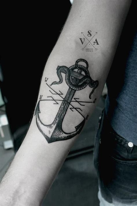 russian tattoo placement andrey svetov forearm tattoos anchor tattoos and anchors