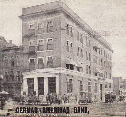 german for bank german american bank muscatine ohio german