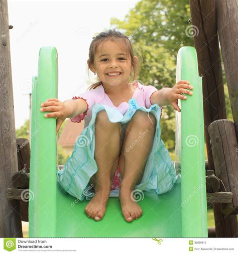 Upside Down Floor Plans by Little On A Slide Stock Image Image Of Playing