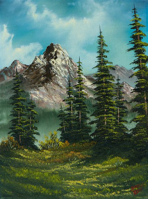 bob ross painting acrylic bob ross paintings original artwork for sale page 2 of 12