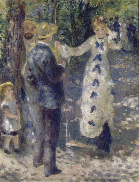 La Balancoire Renoir by File Auguste Renoir The Swing Project Jpg
