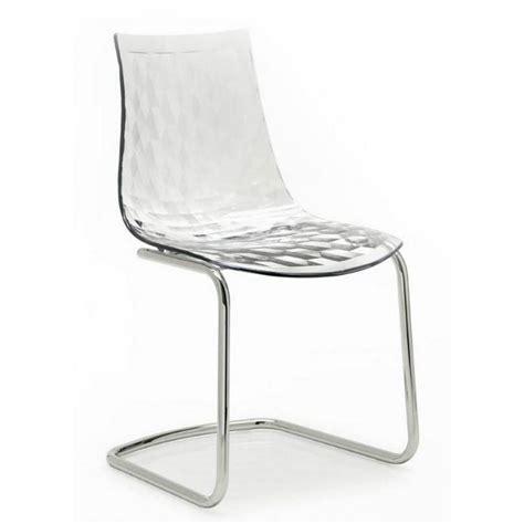 chaise de cuisine transparente table rabattable cuisine chaise transparente ikea