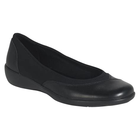 kmart shoes for cobbie cuddlers s eleanor stretch and leather flat