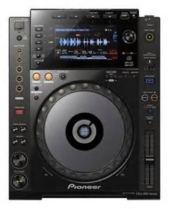 cdj decks pioneer cdj 900 nexus