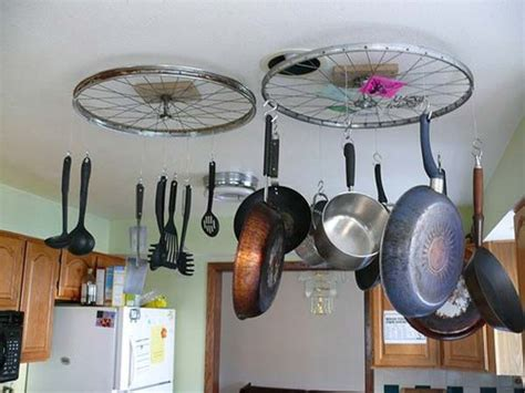 do it yourself projects for home decor 21 awesomely creative diy crafts re purposing bike rims
