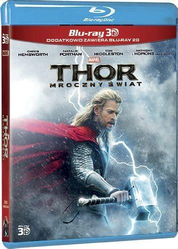 film thor opis thor mroczny świat 3d blu ray disc taylor alan filmy