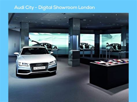audi digital showroom audi city digital showroom