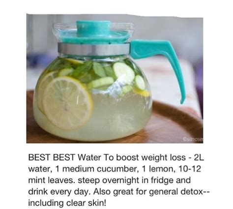 What Is The Best Detox For Losing Weight by Best Drink To Lose Weight Fast Trusper