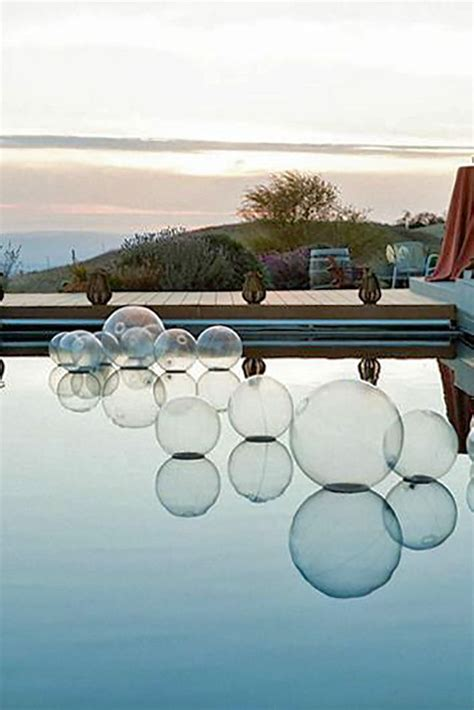 pool decorations 25 best ideas about backyard wedding pool on