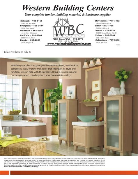 western home decor catalog western building center home decor catalog