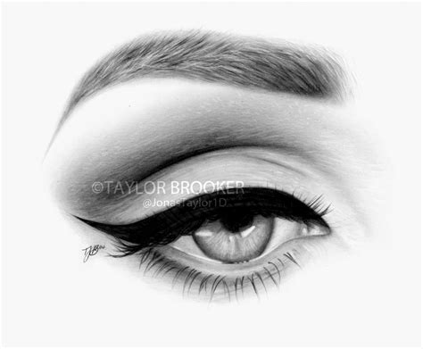 eye drawing eye pencil drawing by taylorbrooker on deviantart