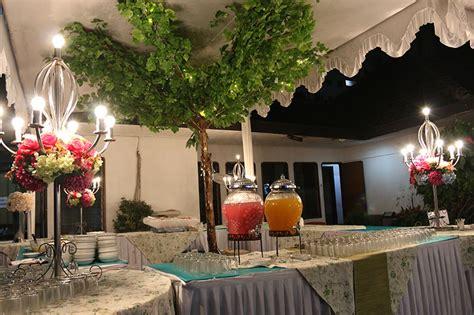 catering wedding  bandung  suasana outdoor  asyik