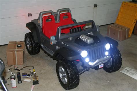 power wheels jeep 90s image gallery jeep hurricane ride on