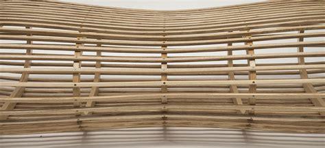 Panca In Legno Design by 3 Straordinarie Panche Di Design In Legno Lamellare