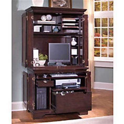 computer armoires shop laptop cabinet desks with doors