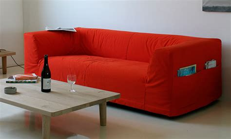 cool couch cool sofa designs c sofa with pouches by cappellini