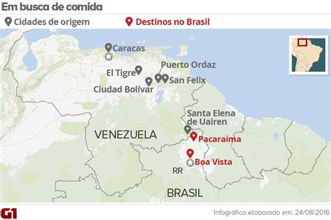 ultimas predicciones para venezuela ao 2016 g1 roraima venezuelanos no brasil