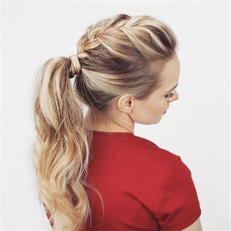images ponytail hairstyles the 20 most attractive ponytail hairstyles for women