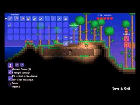 Fireplace Terraria by Lets Play Terraria Part 3 Meh Fireplace