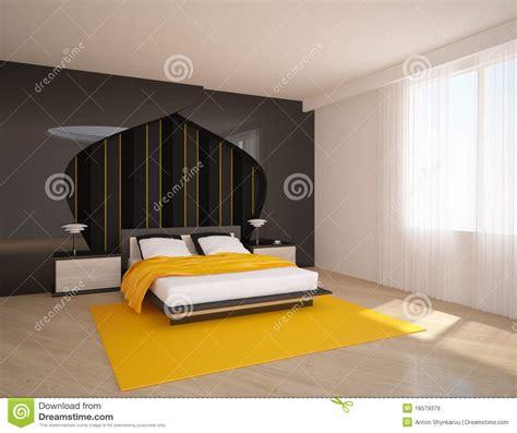 da letto colorata da letto colorata illustrazione di stock