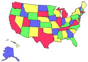 Usa State Map Quiz by Pics Photos Usa States Quiz Game