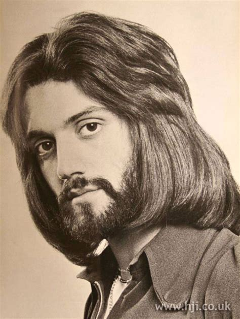 1970s hair shoulder length 1970s the most romantic period of men s hairstyles
