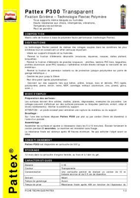 Colle Neoprene Mode D Emploi by Fds Pattex Tix Gel Pdf Notice Manuel D Utilisation
