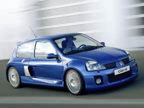 Parts For Renault Clio Renault Clio V6 Technical Details History Photos On