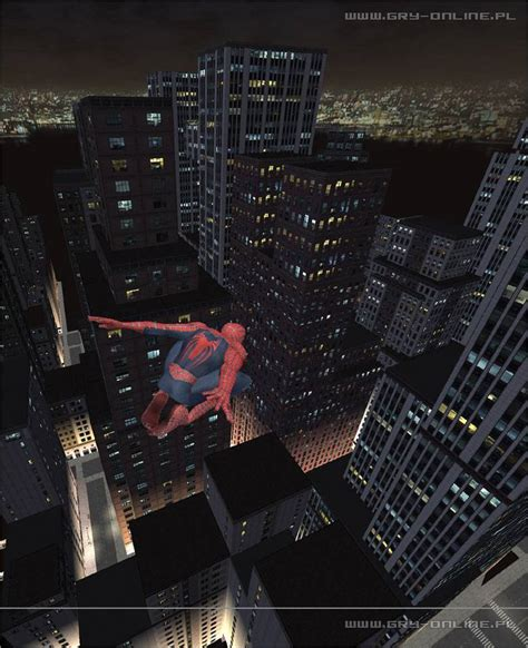 swinging man game spider man 2 the game galeria screenshot 243 w screenshot