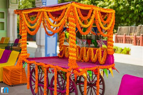 unique home decorations withal simple indian wedding outstanding marigold flower wedding d 233 cor ideas