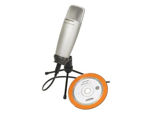 capacitor microphone ppt samson co1u studio condenser microphone review that s it guys