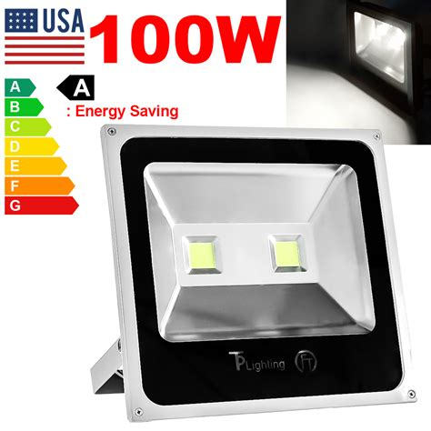 led outdoor flood lights commercial 100w led flood light ip65 waterproof outdoor security