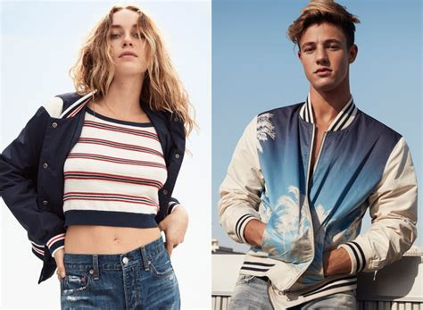 American Eagle Outfitters Launches Spring 2017 Campaign