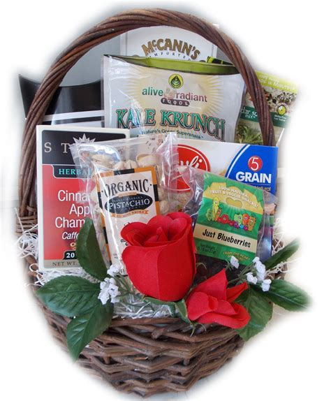 diabetic valentine s day gift basket gourmet foods for the