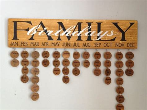 birthday signing board rustic family birthday board easter gift by dunnrusticdesigns 40 00 home decor ideas