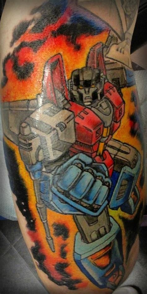 transformers tattoos transformers tim ashman tattoos