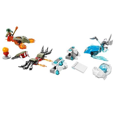 Lego 70151 Chima Frozen Spikes lego 174 legends of chima frozen spikes 70151 target australia