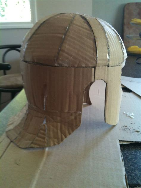 How To Make A Spartan Helmet Out Of Paper - 25 best ideas about soldier helmet on